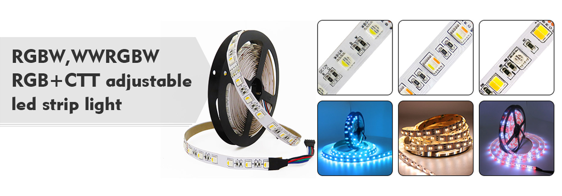 RGBW LED Strip Light